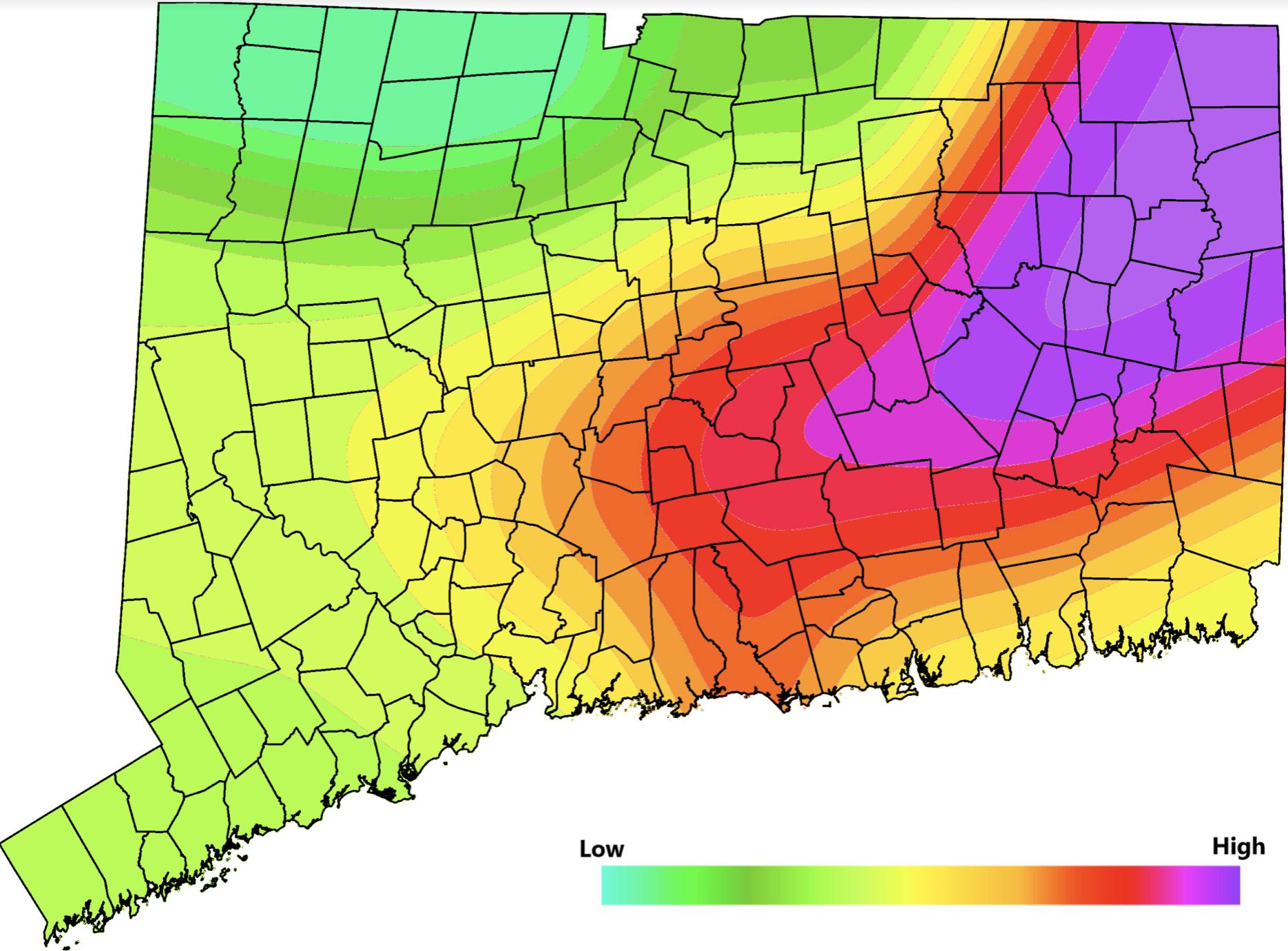 Hurricane Henri Outage Forecast